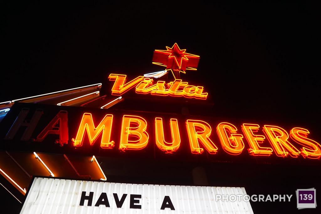 Vista Hamburgers