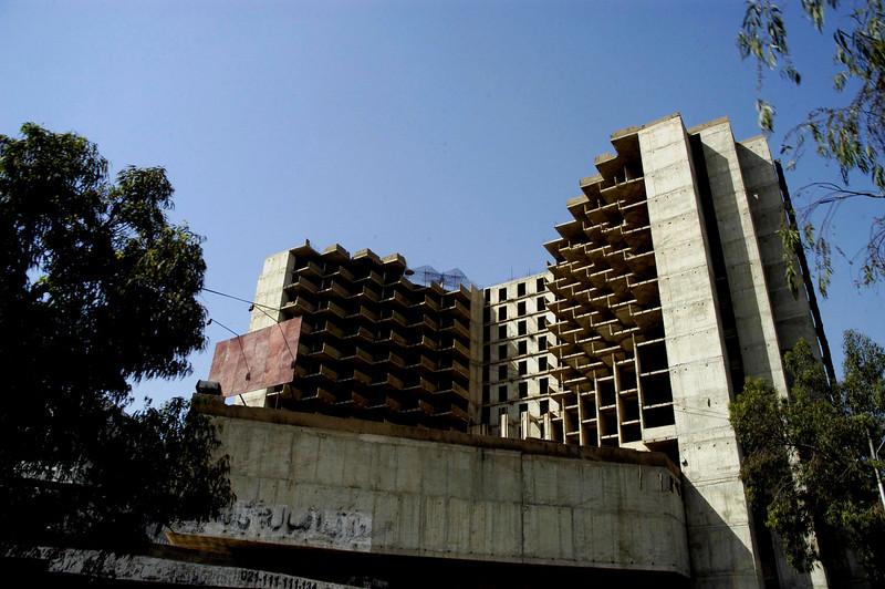 The Karachi Hilton, Karachi, Pakistan<br /> scenes of daily life in markets and bazaars in Karachi<br /> (Credit Image: © Chris Kralik/KEYSTONE Press)