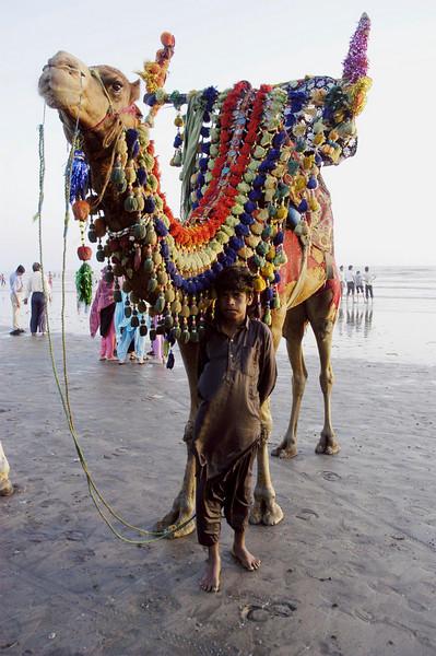 Karachi, Pakistan<br /> scenes of daily life in markets and bazaars in Karachi<br /> (Credit Image: © Chris Kralik/KEYSTONE Press)