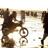 Beach fun, Karachi, Pakistan<br /> scenes of daily life in markets and bazaars in Karachi<br /> (Credit Image: © Chris Kralik/KEYSTONE Press)