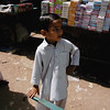 Young employee, Karachi, Pakistan<br /> scenes of daily life in markets and bazaars in Karachi<br /> (Credit Image: © Chris Kralik/KEYSTONE Press)