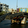 Heavy metal transport, Karachi, Pakistan<br /> scenes of daily life in markets and bazaars in Karachi<br /> (Credit Image: © Chris Kralik/KEYSTONE Press)