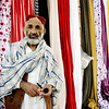 The textile walla, Karachi, Pakistan<br /> scenes of daily life in markets and bazaars in Karachi<br /> (Credit Image: © Chris Kralik/KEYSTONE Press)