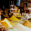 Spice Mountains, Karachi, Pakistan<br /> scenes of daily life in markets and bazaars in Karachi<br /> (Credit Image: © Chris Kralik/KEYSTONE Press)