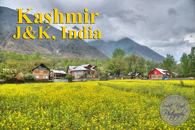 Kashmir, J&K, India Kashmir (J&K: Jammu & Kashmir) is India's northernmost geographical region. Located between the Great Himalayas and the Pir Panjal mountain range. The Sanskrit word for Kashmir was káśmīra.
