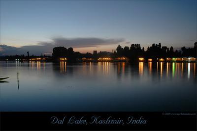 Dal Lake, Kashmir, J&K, India