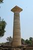 Temple of Zeus, remaining Column