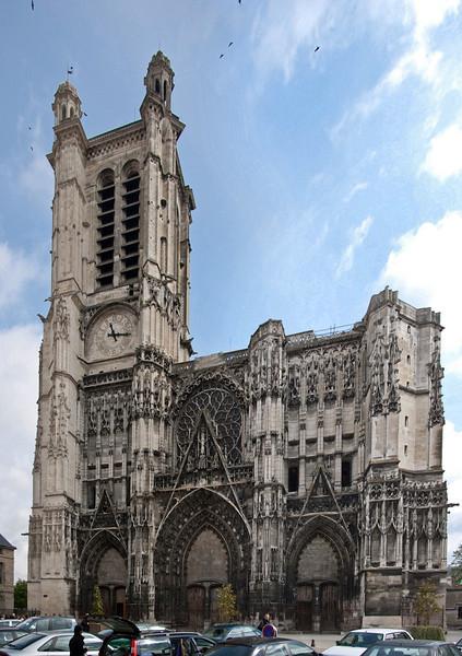 Troyes St Pierre et St Pauls