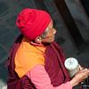 Kathmandu - Bouddha