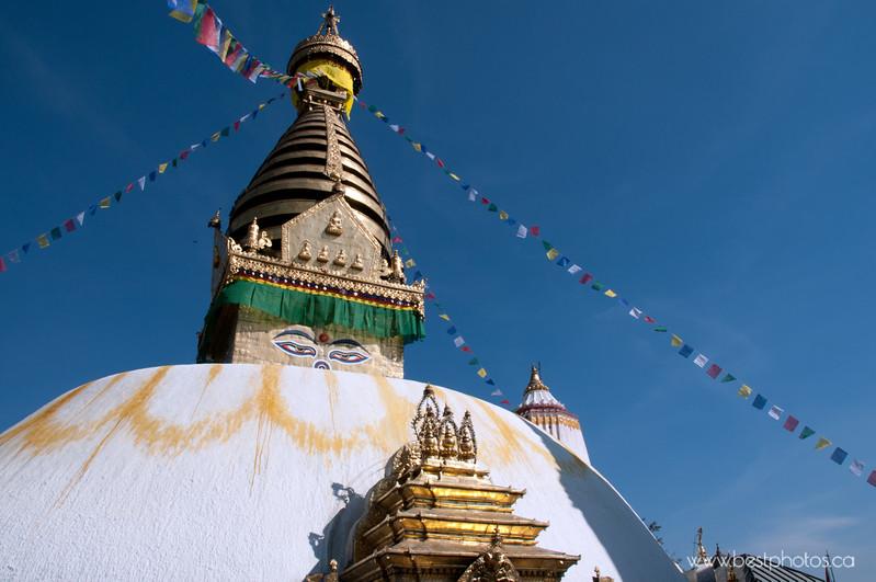 Kathmandu - Swayambhu