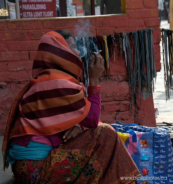 Pokhara - street scenes