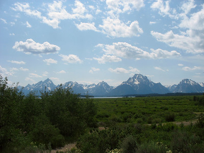 Did I really take this many pics of the Tetons?