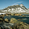 Narvikfjellene (N) , Hunddalen, Gahpercohkka 1477 m, Hunddalshytta, July-2014