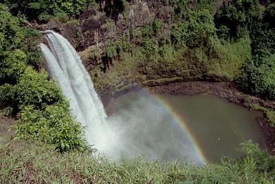 East Shore Waterfalls