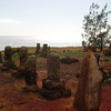 old Chinese cemetary at Ele'ele