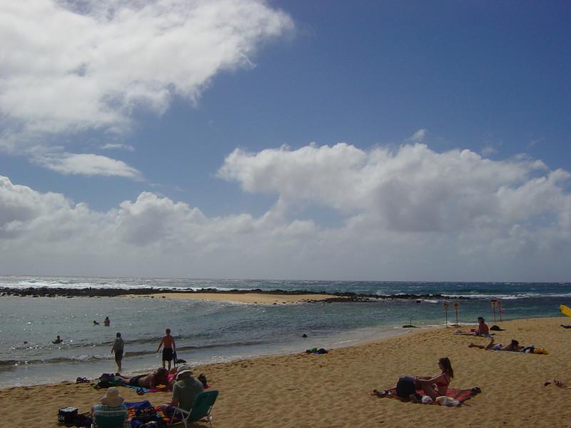 Po'ipu Beach