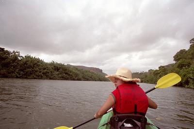 Wailua Kayaking