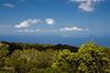 Ni'ihau island in the distance.