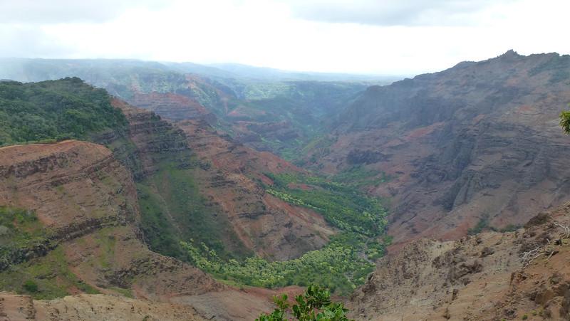 Waimea Canyon - Ni'ihau Lookout