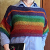 PS:  Yes, I did knit a Kauai rainbow sweater with the yarn from the Twisted Turtles Yarn Shop in Lihue.    Aloha---
