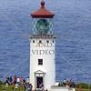 The Kilauea Point Lighthouse in Kauai, Hawaii.