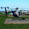 """Jack Harter """"Open-door"""" Hughes 500 Helicopter"""