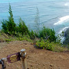 Near Windy Point, Kalalau Trail, Na Pali Coast