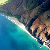 Nepali Coast Beach from Helicopter