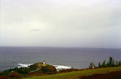 Kilauea Lighthouse, January 1994.