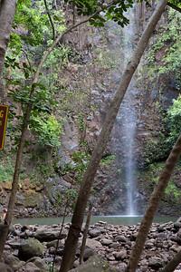 Kyaking the Wailua River to the Secret Falls