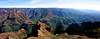Waimea Canyon Panorama - Waimea is Hawaiian for red water, referring to the beautiful color of soil in Waimea Canyon.