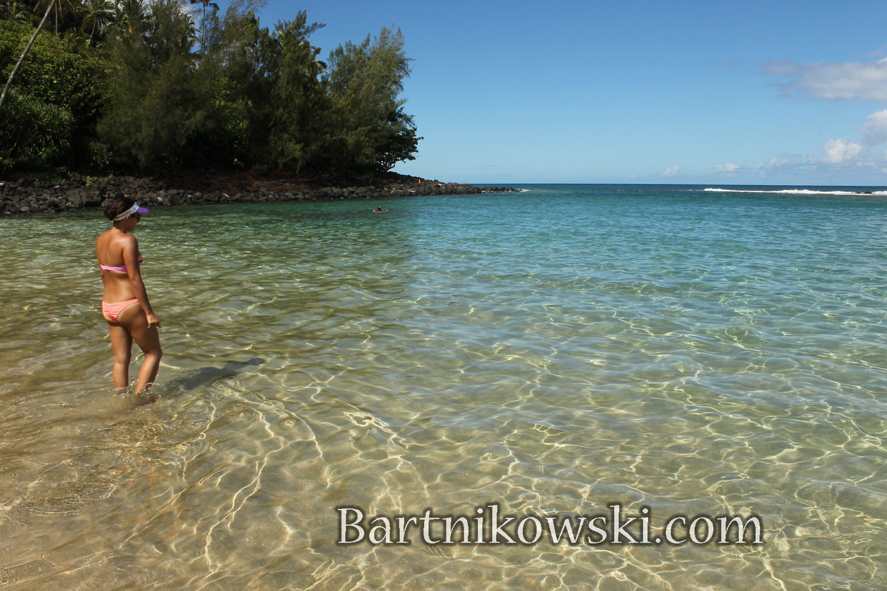 Kee Beach, Haena Beach Park, Kauai