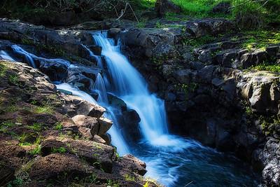 Ho'opi Falls