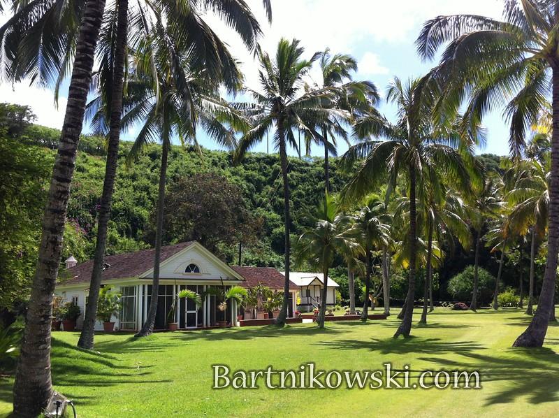 Poipu, Kauai, Allerton Gardens