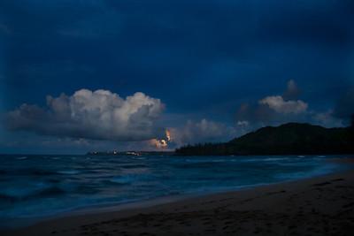 Hanalei Bay Kaua'i, Hawai'i