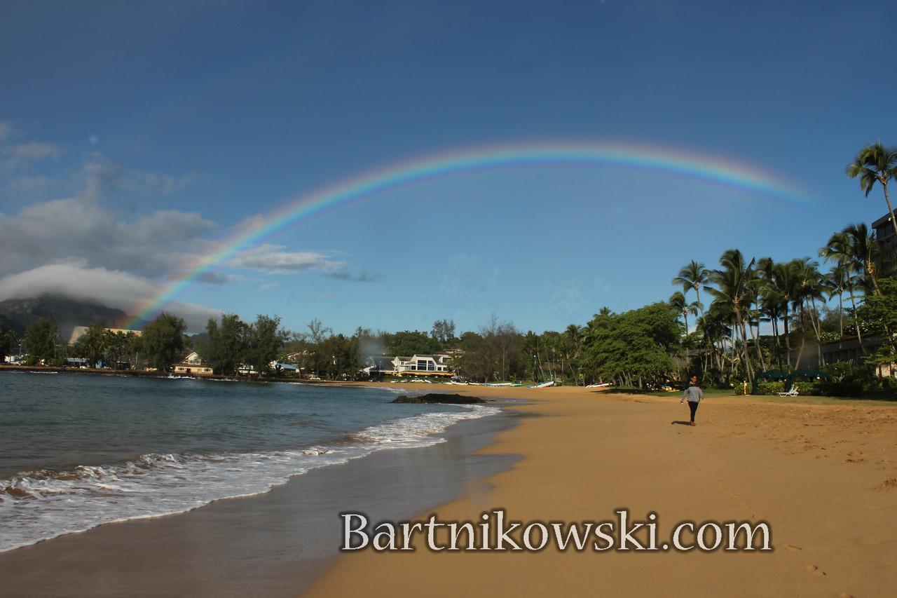 Rainbow Kalapaki Bay, Kauai