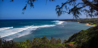 North Kauai Coast Lookout