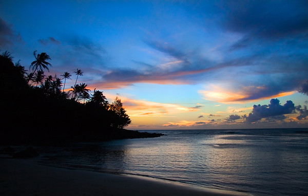 Ke'e Beach Kaua'i, Hawai'i
