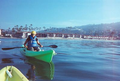 2012 Kayaking and San Diego Safari
