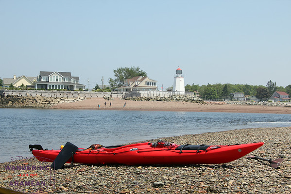Kayaking in New Brunswick