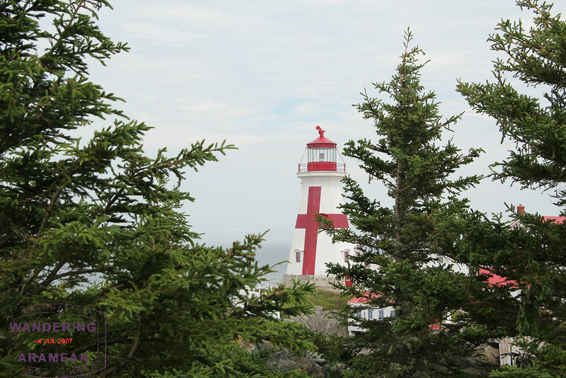 Head Harbour Light, Campobello Island