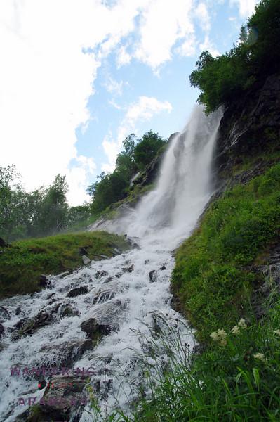 More upper falls