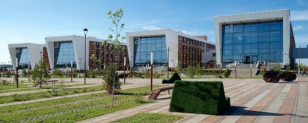 Innopolis University, dorms.
