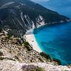 Myrthos Beach, Kefalonia
