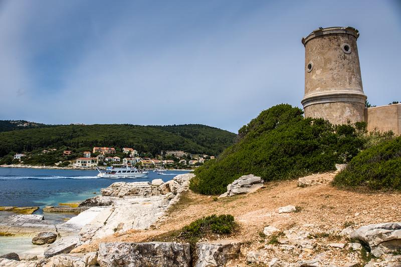 Venetian 16th century lighthouse