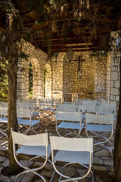 Hotel wedding chapel
