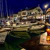 Fiskardo by night