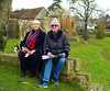 Jane & Carmel at Kenilworth