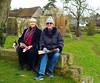 Jane & Carmel at Kenilworth