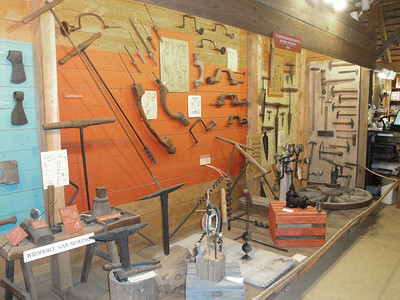 Kent Ct.: Eric Sloane Museum, July 8, 2013